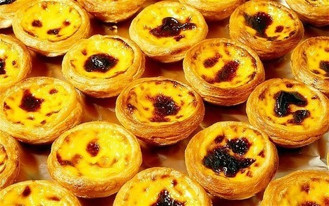Portuguese Custard Tarts | Social Media | Scoop.it