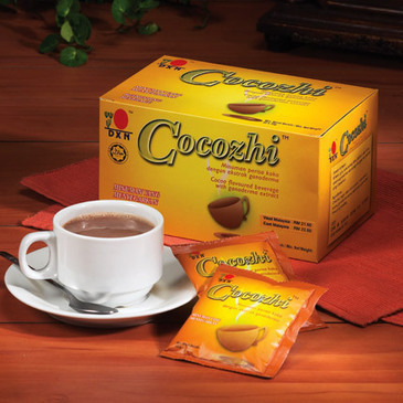 DXN Cocozhi (chocolate con ganoderma) | ganodermadxn | Scoop.it