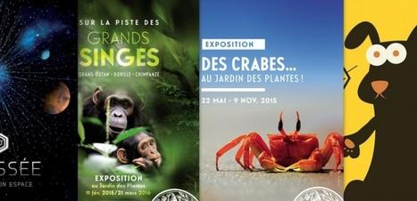 """Le guide des expositions de """"Sciences et Avenir""""   En vrac   Scoop.it"""
