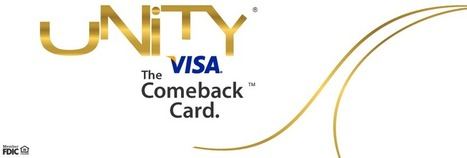 UNITY Visa Secured Credit Card | OneUnited Bank Resources | Scoop.it