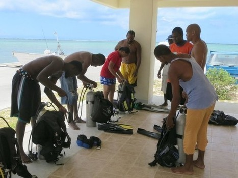 The Good, Bad, Ugly, and Hope of SCUBA Diving on Barbuda | ScubaObsessed | Scoop.it