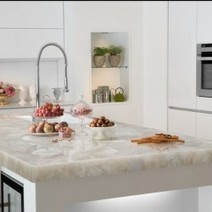 Fashionable And Contemporary Kitchen Counter Tops   Kitchen Renovations   Scoop.it