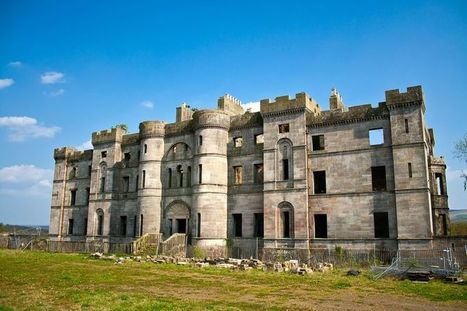 Explore 10 Abandoned Places Across Scotland - Urban Ghosts | Abandoned Houses, Cemeteries, Wrecks and Ghost Towns | Scoop.it