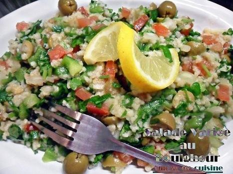 R pertoire de la cuisine algerienne sal for Repertoire de la cuisine