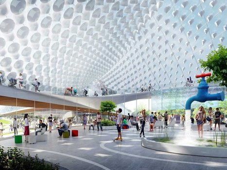Google has hired a new superstar architect to design its £1 billion London HQ | Technology in Business Today | Scoop.it
