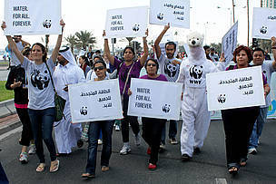 """WWF: people are ready for action on climate; """"world leaders"""" are not 