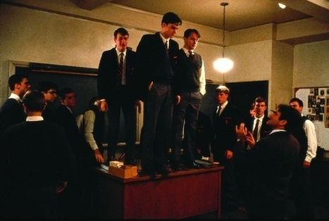Dead Poets Society Is a Terrible Defense of the Humanities   Process of Living   Scoop.it