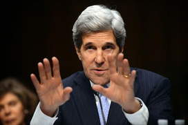 """BREAKING: Kerry signs UN arms Treaty """"There Goes Our Guns"""" 