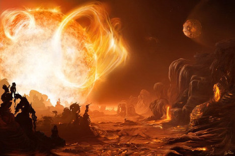 10 Terrifying #Planets You Don't Want To Visit - Listverse. | Science's | Scoop.it