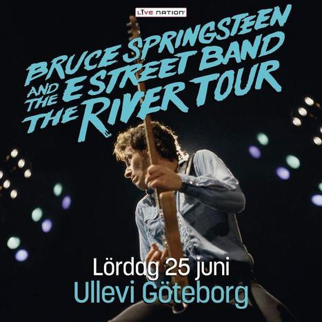 Bruce Springsteen a tenu sa promesse à Göteborg - le Blog Bruce Springsteen | Bruce Springsteen | Scoop.it