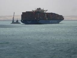 Le canal de Suez, corridor de la mondialisation - Le Monde | Géopolitique | Scoop.it