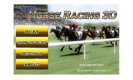 Virtual Horse Racing Games Apk 3D v1.0.4 Download. | Android Games Apk And Apps Store | Scoop.it