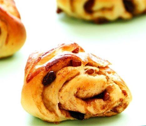 ~ e l r a  ~: Korvapuustit - Finnish Cinnamon Buns | Finland | Scoop.it