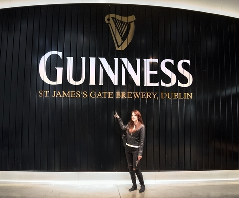 The Guinness Storehouse in Dublin | Home + DIY | Scoop.it