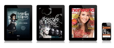 Open-Source eBook and Magazine Publishing for iPhone/iPad: The Baker Ebook Framework | Mobile Websites vs Mobile Apps | Scoop.it