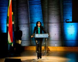 Cérémonie d'hommage à Nelson Mandela - Unesco - French Embassy in South Africa   Ambassade de France en Afrique du Sud   Nelson Mandela   Scoop.it