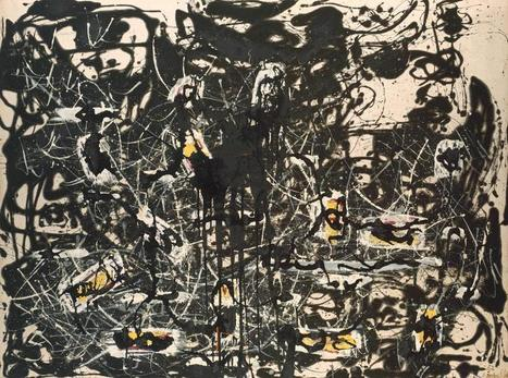 JACKSON POLLOCK : BLIND SPOTS (EXHIBITION) / TATE LIVERPOOL | ART & EXHIBITIONS | Scoop.it
