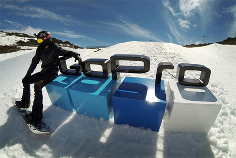 GoPro's IPO isn't about selling cameras, it's about creating a media empire | FutureMedia | Scoop.it