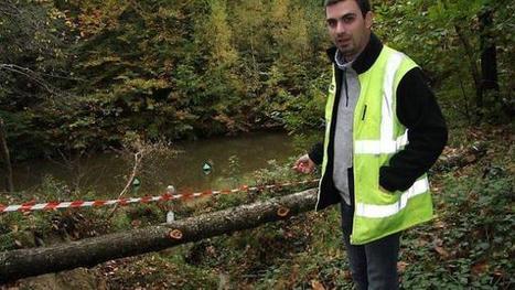 La réfection des berges du canal, des travaux pour cent ans !   Hédé-Bazouges   Scoop.it