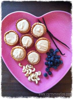 Vanilla Custard Tarts   carmeneatjoy   otero pastry   Scoop.it