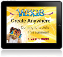 Wixie – Online authoring software for education | Tech4Learning | TIC e jardim de infância | Scoop.it