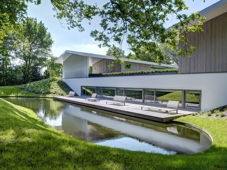 House L by Grosfeld van der Velde Architecten | real estate | Scoop.it