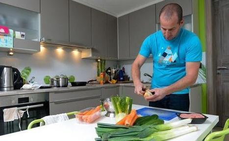 Où se cachent les germes dans votre cuisine? | veille pratiques alimentaires | Scoop.it