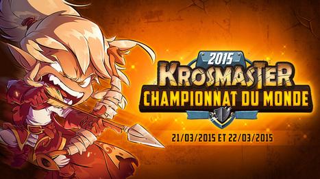 Ankama organise le 1er championnat du Monde de son jeu de plateau à succès Krosmaster Arena | Krozmotion | Scoop.it