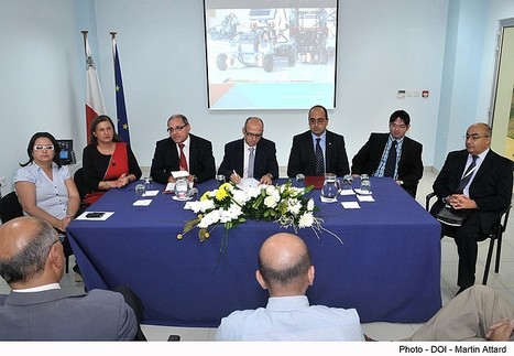 E-Learning Platform launched for State Primary Schools - Gozo News | 3D Virtual-Real Worlds: Ed Tech | Scoop.it