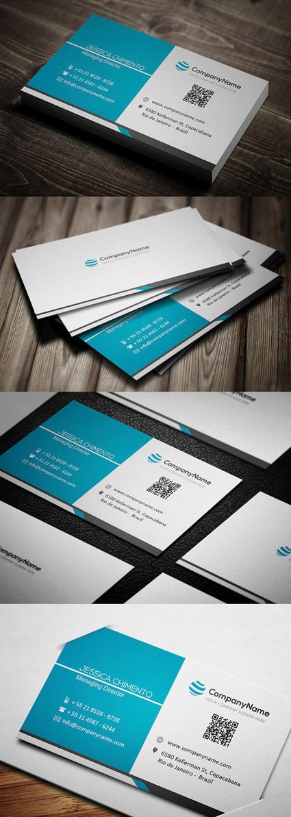 Modern Business Cards | Design | Graphic Design Junction | Webdesign | Scoop.it