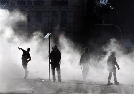Clashes in Athens | Photojournalism - Articles and videos | Scoop.it