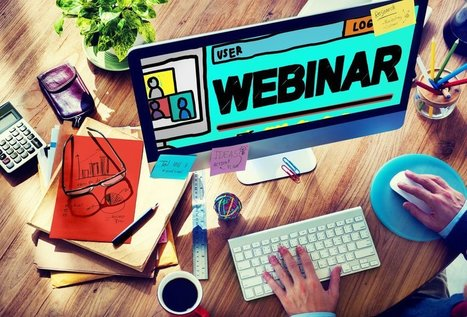 Top 7 Tips To Be A Successful Webinar Host - eLearning Industry | Emerging Learning Technologies | Scoop.it