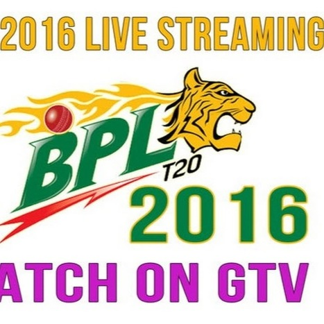BPL T20 2016 LIVE Channel 9 Live - YouTube | Ryan Eagle | Scoop.it