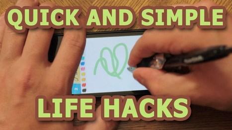 10 Quick & Simple Life Hacks (Volume 1) | The Bitcoin Blueprint | Scoop.it