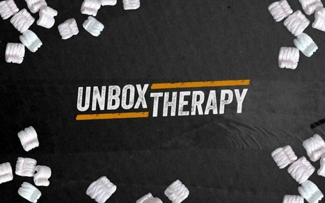 Review Technology with Unbox Therapy App - digitalPACE | Game of digitalPACE | Scoop.it