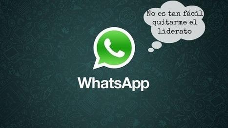 Diez alternativas a WhatsApp | Recull diari | Scoop.it