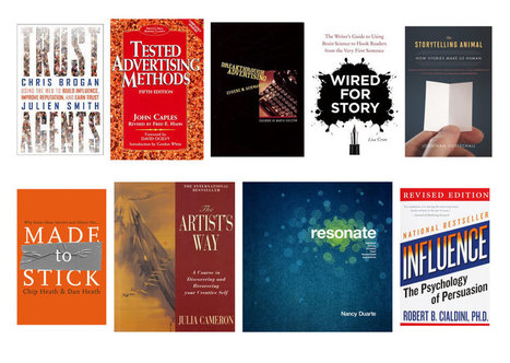 25 Essential Books on Storytelling, Copywriting, and Marketing to Read in 2015 | Content Creation, Curation, Management | Scoop.it