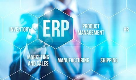 Benefits of an ERP Solution - KNOWARTH | KNOWARTH Technologies | Scoop.it