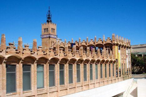CaixaForum Barcelona, a Modernistic cultural center - Barcelona City Blog | Discovering Barcelona (by Barcelona City Blog) | Scoop.it