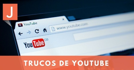 Un truco para descargar el audio de un vídeo de youtube | Con visión pedagógica: Recursos para el profesorado. | Scoop.it