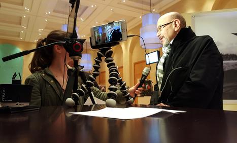 Où en est-on avec le journalisme mobile et multimédia? | JOURNALISME | Scoop.it