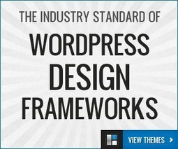 The Best WordPress Theme Framework – Genesis vs Thesis - Business 2 Community | Webdesign | Scoop.it