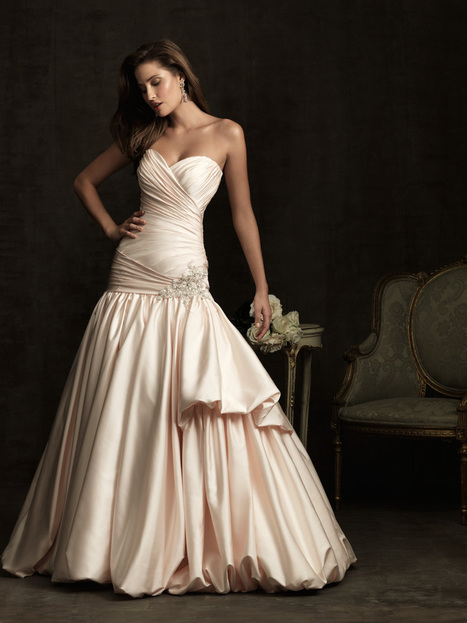 Rent Allure Bridals 8906 Online | RentTheDress.com | Wedding Dresses | Scoop.it