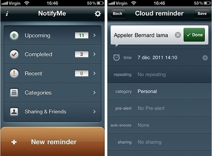 [Tuto] Comment utiliser Siri avec NotifyMe ? | Time to Learn | Scoop.it