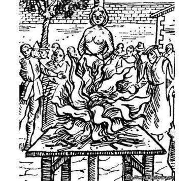 Quema de brujas y religión: siglos X alXV | Brujería, Hechicería, Herejía y Masonería: Mitos o realidades? | Scoop.it