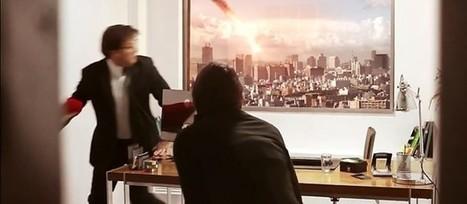 LG met en scène la fin du monde lors d'un entretien d'embauche | Marketing Stories | Stratégies et actions marketing à l'international | Scoop.it