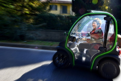 Travel In Italy: Renting An Electric Car In Florence | Vicki's Blog on Ducati.net | Ductalk Ducati News | Scoop.it