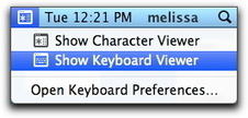 OS X: Finding Special Characters with Keyboard Viewer - The Mac Observer   All Things Mac   Scoop.it