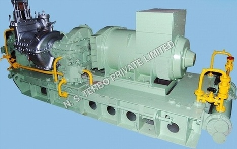 Quality steam turbines at NS Terbo | Manufacturer of Turbine | Scoop.it