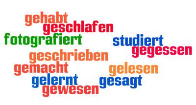 Well that's just perfect! — Using das Perfekt inGerman | German at MESC | Scoop.it